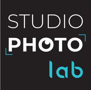 logo studio photo lab port la nouvelle